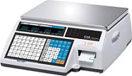 Весы с печатью штих-кодов